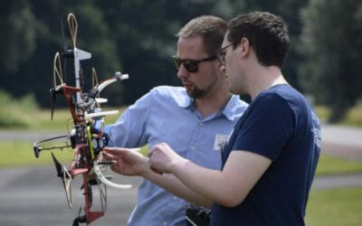 Dassault drone contest stresses importance automatic flight