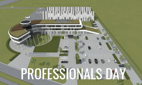 DronePort Professionals Day