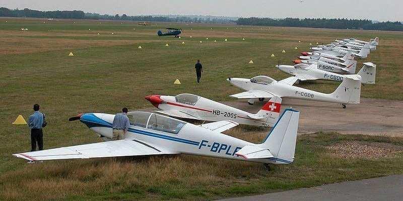 Fournier Aircraft International Event