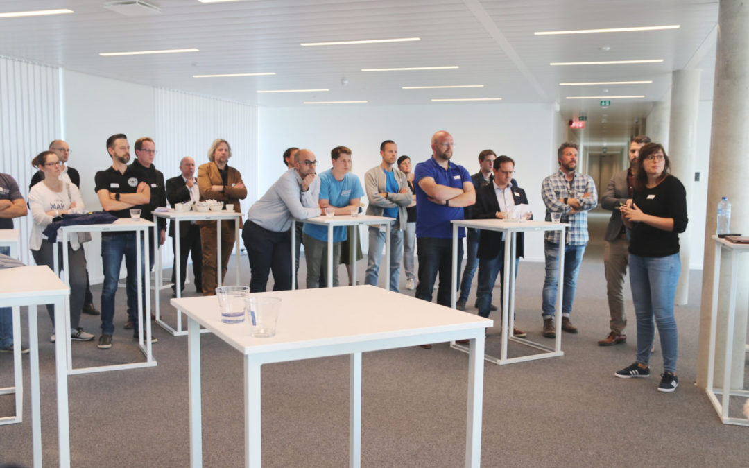 Exchange project for workplace learning around the Drone industry presented