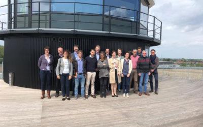 HYPEREGIO workshop at DronePort