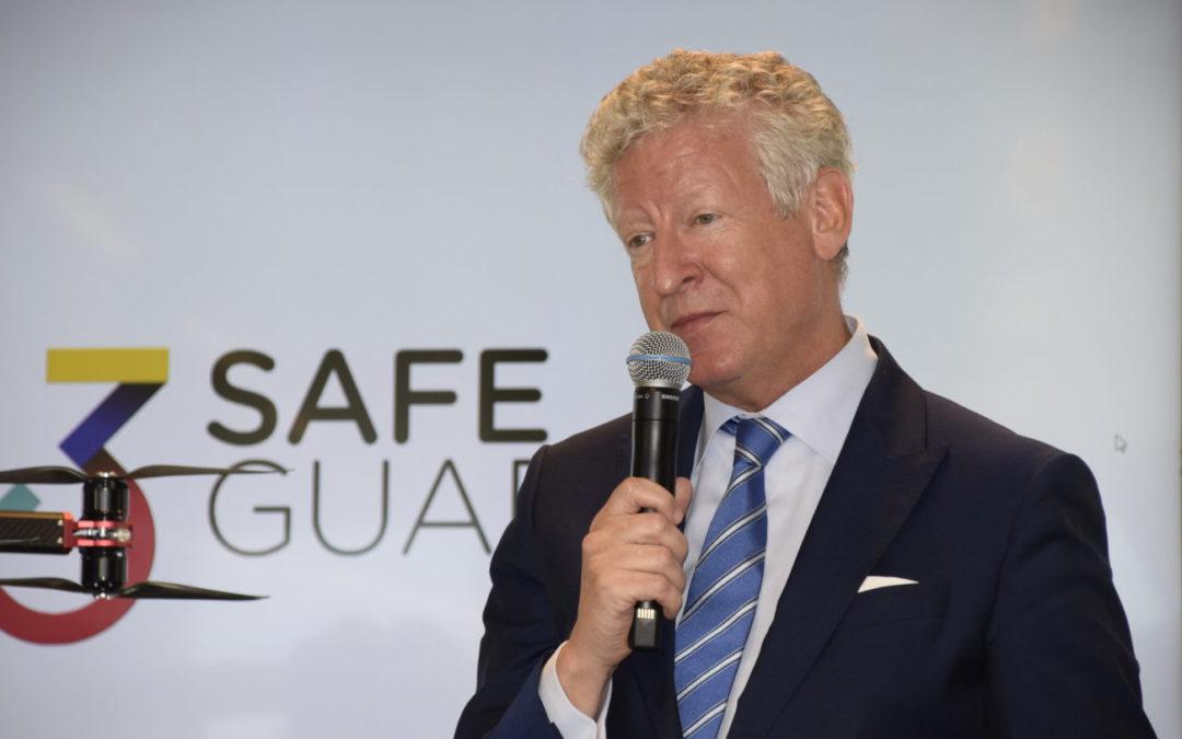 Flemish consortium demonstrates unique drone technology for emergency services