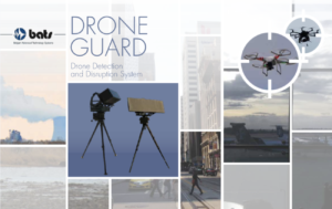 Demo Drone Guard Belgian Advanced Technology Systems (bats