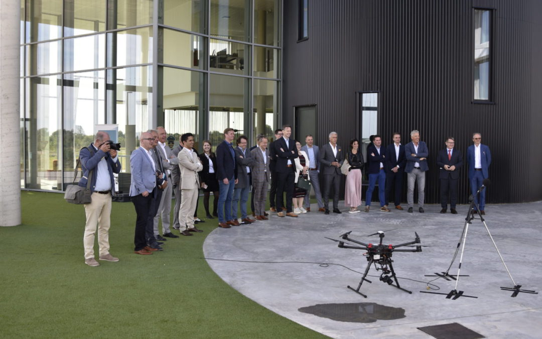 Entrepreneur network One two GO on a trade mission at DronePort