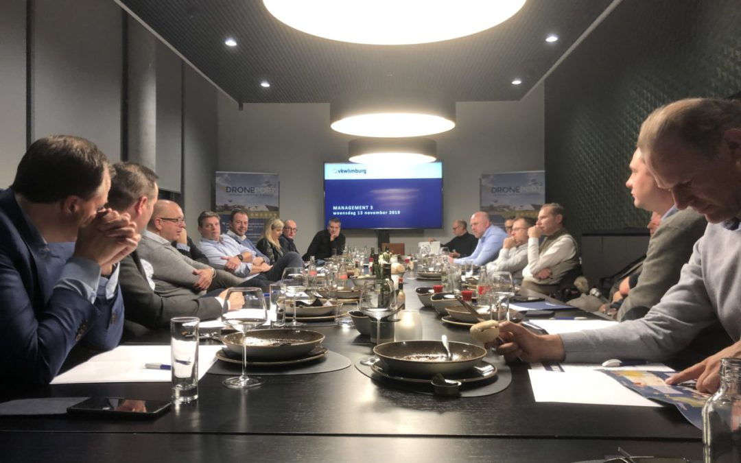 VKW Limburg Working Group reflects on drones