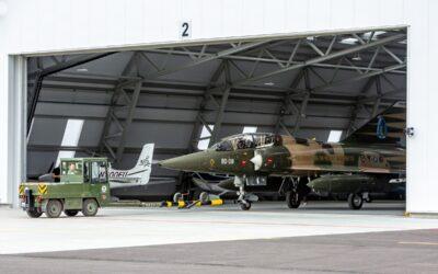 Mirage 5, vijftig jaar in België